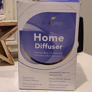 Young Living Other - Like new! Young Living Home Diffuser